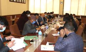 महासंघले गर्यो कर तथा राजस्व समिति गठन