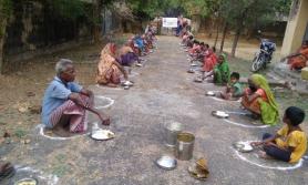 भारतमा ८० करोड जनालाई निःशुल्क खाना