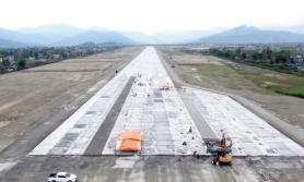 पोखरा क्षेत्रीय अन्तर्राष्ट्रिय विमानस्थल समयमै बन्छ, प्रगति विवरण यस्तो छ