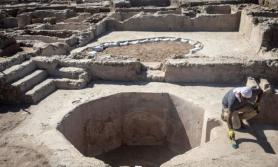 इजरायलमा १५ सय वर्ष पुरानो विशाल र प्राचीन मदिरा बनाउने उद्योग पत्ता लाग्यो