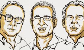 यस वर्षको अर्थशास्त्रतर्फको नोबेल पुरस्कार तीन अर्थशास्त्रीलाई