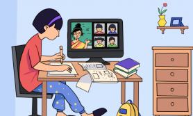 विद्युत् बन्द भइरहँदा अनलाइन कक्षा प्रभावित