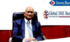 ग्लोबल आइएमई बैंकका सीइओले राजीनामा दिए