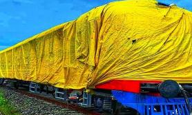 नेपालको रेलको वारेन्टी सञ्चालन हुनुअगावै सकियो