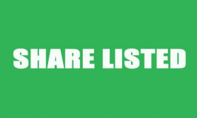 दुई कम्पनीको शेयर नेप्सेमा सूचीकृत