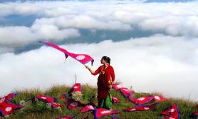 आन्तरिक पर्यटन प्रवद्धनका लागि गीत छायांकन