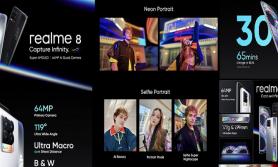 एमोलेड डिस्प्ले सहित नेपालमा रियलमीका ८ वटा स्मार्ट फोन सार्वजनिक