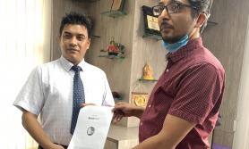 रिलायन्स फाइनान्स र एफवान सफ्टबीच मोबाईल बैंकिङका लागि सम्झौता