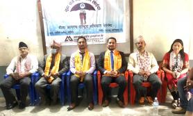 'युवासंग महालक्ष्मी लाईफ' कार्यक्रम तनहुँमा सम्पन्न