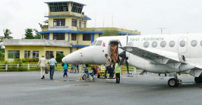 विराटनगर विमान स्थल बन्द भएपछि भद्रपुर उडान थप्दै विमान कम्पनी