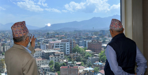 मिल्लान् ओली–नेपाल ?