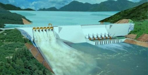 तनहुँ जलविद्युत् आयोजनाको काममा तिव्रता
