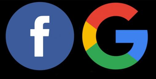 गुगल र फेसबुकमा इन्टरनेट खपत धेरै
