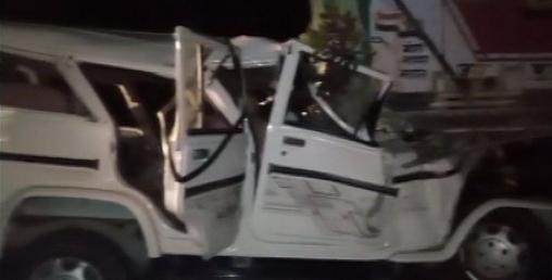 भारतमा जन्ती बोकेको जीप दुर्घटना, १४ जनाको मृत्यु
