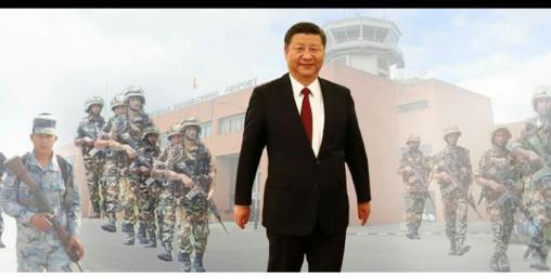 सी चीन फर्कदा यी रुट पूर्ण रुपमा बन्द