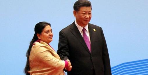 चिनियाँ राष्ट्रपतिको नेपाल भ्रमणमा भौतिक पूर्वाधार विशेष प्राथमिकतामा