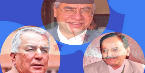 नेपाली कांग्रेसको १३औं महाधिवेशनलाई लिएर तीन नेतालाई तीनथरी तनाब