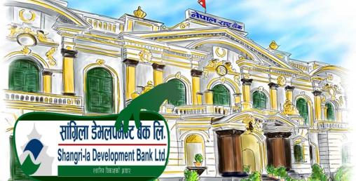 राजनीतिज्ञको संरक्षणका कारण सांग्रिला डेभलपमेन्ट बैंक बिग्रँदै