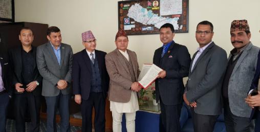 नेपाल इन्फ्रास्ट्रचर बैंकको ८ अर्बको आईपीओका लागि अन्डरराईटर नियुक्त