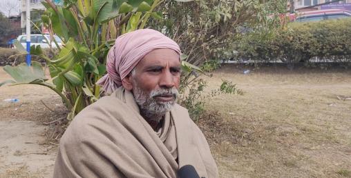पैसा पाए घर जान्छु, नभए यतै मर्छु :रामविलास