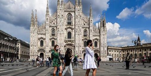 इटलीमारा सङ्कटकाल अवधि थपियो, १० बजेदेखि विहान पाँच बजेसम्मलाई निषेधाज्ञा