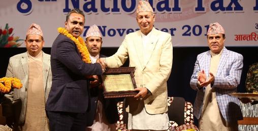 सबैभन्दा बढी आयकर तिर्ने नेपाल लाइफ