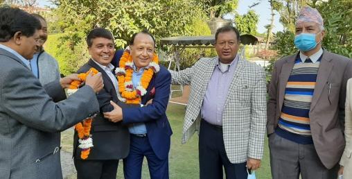 महासंघमा दुई जना केन्द्रीय सदस्य निर्विरोध निर्वाचित