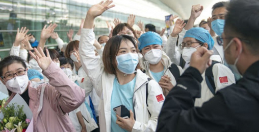 चीनमा कोरोनामुक्त भएका ९० प्रतिशतमा फोक्सोको समस्या