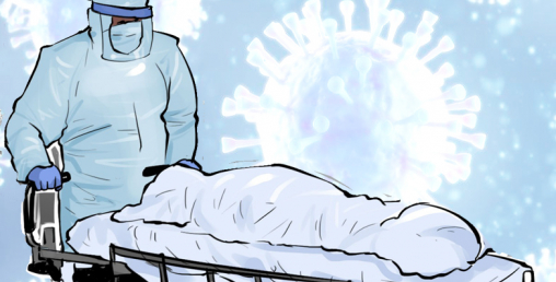 कोरोनाबाट मृत्यु हुनेको संख्या बढ्यो, आज पनि ३७ जनाको मृत्यु