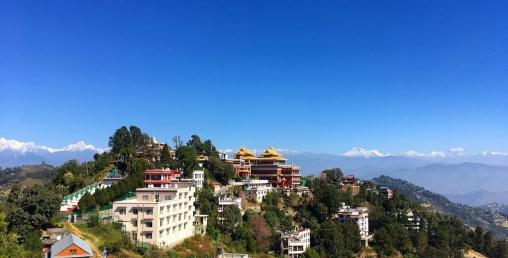 तङ्ग्रिने सुरसारमा धुलिखेलको पर्यटन