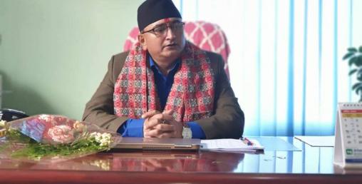 नेपाल लघुवित्त बैंकर्स संघको उपाध्यक्षमा दाहाल चयन