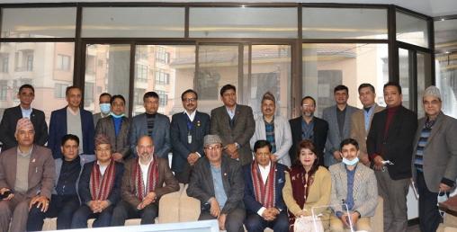महासंघको स्वास्थ्य तथा सीप विकास समिति विस्तार
