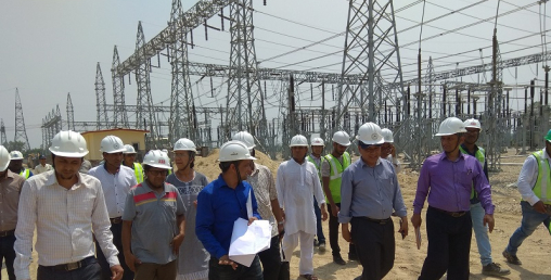 ४०० केभीको ढल्केबर सबस्टेसन पुसभित्रमा सञ्चालनमा आउने, भारतसँग विद्युत् व्यापार गर्न सहज हुने