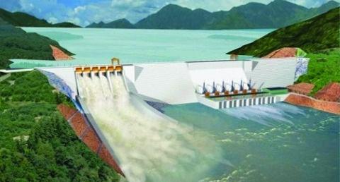 गण्डक जलविद्युत् केन्द्रमा उत्पादन शुरु