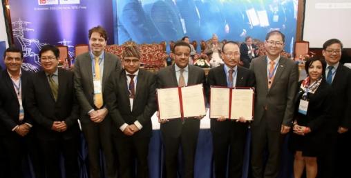 जलविद्युत आयोजनामा ५१ अर्ब लगानीको सम्झौता