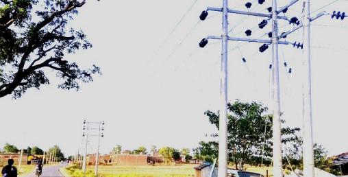 योगीकोटी–धकधई प्रसारण लाइन संचालनमा,भैरहवा क्षेत्रको विद्युत् आपूर्ति सुधार हुने