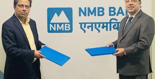 एनएमबि बैंकले आईएफसीमार्फत ल्यायो २५ मिलियन डलर