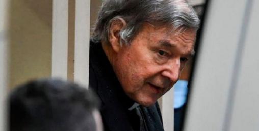 अस्ट्रेलियाली चर्चमा यौनकाण्डः कार्डिनल जर्ज पेल दोषी ठहर