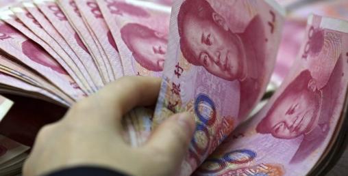 चीनको विदेशी मुद्रा सञ्चिती २२ अर्ब ९० करोड डलरले वृद्धि