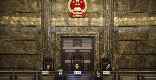 चीनमा एक लाखभन्दा बढी व्यक्ति वातावरणीय अपराधमा दोषी