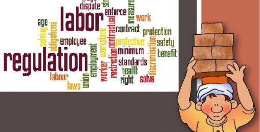 भारतमा उद्योग सञ्चालन गर्न श्रम कानुन संशोधन