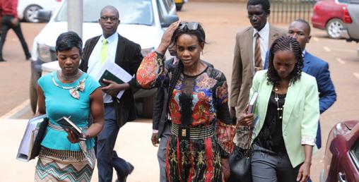 मुद्रा अपचलन गरेको आरोपमा जिम्बाबेका उपराष्ट्रपतिकी श्रीमती पक्राउ