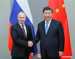 रूसी ग्यास पाइपलाइन चीन पुग्यो, पुटिन र सीद्वारा उद्घाटन
