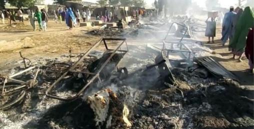 मलामीमाथि आतंककारी आक्रमण, ६५ जनाको मृत्यु