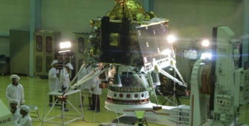 भारतले सार्बजनिक गर्यो चन्द्रयान–२