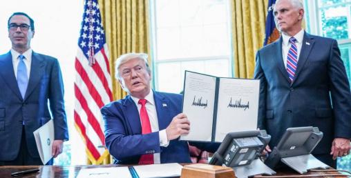 ईरानमाथि अमेरिकाको नयाँ प्रतिबन्ध, लगायो यस्तो आरोप