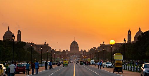 भारतको औद्योगिक उत्पादनमा व्यापक गिरावट