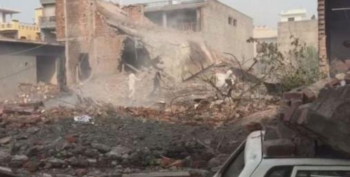 पटका फ्याक्ट्रीमा विस्फोट हुँदा २३ जनाको मृत्यु