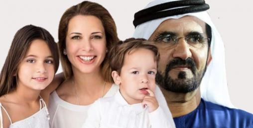 दुबईकी रानी साढे ४ अर्ब र दुई बच्चा लिएर बेपत्ता