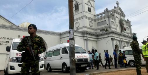 श्रीलङ्कामा सातौँ विस्फोट : थप २ जनाको मृत्यु, कम्तिमा १५६ जनाको मृत्यु